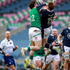 シックス・ネイションズ: アイルランドはスコットランドに3点差で勝利