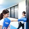 レディースキックボクシング!