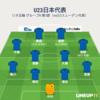 【リオ五輪 B 3節】U23日本代表 vs U23スウェーデン代表(採点)【速報】