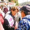 福島県議選の火ぶた切られる!7候補が力強く第一声
