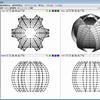 折り紙シミュレーション