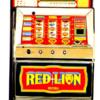 ユニバーサル販売「レッドライオン」の筺体&情報