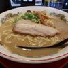 37℃、真夏に食べるこってりスープの代表格 @前橋 天下一品
