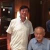 西新宿の天津飯店で知研のミーティング