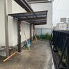 愛知県あま市 サイクルポート施工