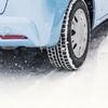 雪道で走れるタイヤにはスタッドレスだけではなくヨーロッパウィンタータイヤってのがあるんだって!!