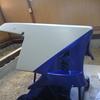 才谷屋600RRタイプのアンダーカウル補修。その5 〜色塗りの続き〜