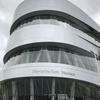 メルセデスベンツ博物館(メルセデスベンツミュージアム)探訪ーパリ・ドイツ周遊・ザルツブルグの旅12