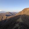 1月17〜18日 丹沢主脈縦走ソロの旅