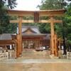 日本アルプスの総鎮守、穂高神社