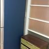 黒板の壁紙シートで冷蔵庫をDIYしてみました【小さくてかわいい暮らし】