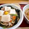 【食・酒メモ】じわもん丼@徳光PA/シェ クープル/蕎麦処まつもと