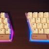 WSLでのキーマップ変更方法と分割キーボードで右をマスターにする方法
