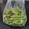 枝豆、市場で売っていますよ。500グラム5000リエル(140円くらい)です。
