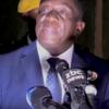 ジンバブエ大統領選挙 現職ムンガガワ氏が勝利