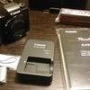 Canon G5X購入後数日の感想