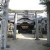 明神社の水まわり