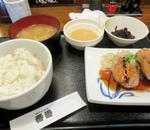 日本橋ランチ!ばんばんに出没!コスパ優れる肉料理!炭火焼・もつ焼き