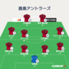 ジーコと共に~2021年J1第32節・鹿島VS 川崎F戦!気持ちで負けるな絶対に勝つ!!~