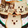 ねこの形の高級食パン♪ ねこねこ食パンがとっても可愛い~♡ そして皇室献上の高級デニッシュ食パンMIYABI♪