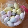 ヴィタメール パステルドラジェは幸せな卵のよう