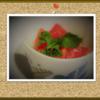 「トマトのさっぱりマリネ」の思ひで…