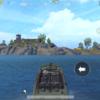 【PUBG mobile】待機場所の右上の島に行きたい