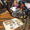 MT250 エンジン組み立て ~シリンダー~