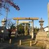 尾張式内社を訪ねて ❸ 高田波蘇伎神社 令和元年11月23日訪問