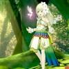 『花妖精族のプリンセス』イメージのドレア