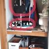 11月 自分の部屋 ②押入れ収納と衣類