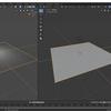 TEXTURE HAVENを利用してBlender2.8で床や壁の綺麗な質感を作る その1(質感確認用のシーン作成)