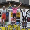 2016-2017第4戦マキノ(UCI-2)JCX#5の表彰