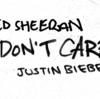 Ed Sheeran & Justin Bieber - I Don't Care 和訳してみた
