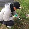 春日町墓地ボランティア清掃