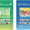 THE INDEPENDENTS 2016年7月、8月号の挿絵とコラムのご紹介