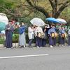 七頭舞.      Stadt-Fest Kunitachi