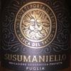 Susumaniello va dove ti porta il vento Annata Puglia 2016