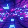 四角いメタリックな箱が波打つループ映像をBlenderで作る #Blender