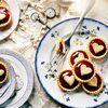 ちょっぴりレトロなお菓子ロシアケーキでレトロな時間を味ってみませんか?