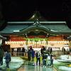 2019年初詣「白山比咩神社」