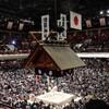 平成時代最後の大相撲観戦。