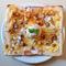 予告:「栗とクルミのリコッタチーズ・ピザ 栗アイス添え」のご紹介