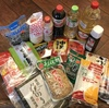 日本食材をまとめ買い