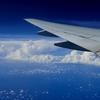 貧乏カニ、ドイツ行く機内を快適に過ごす方法を考える