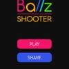 """【おすすめ】""""Ballz shooter""""という無料ゲームアプリを遊んで色々と紹介していく 10作品目"""
