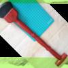 【柄の長いベン石温熱器】は、鎖骨リンパの周囲の骨化した筋のリリースに、画期的ですね!感動です!!