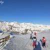 【海外スキー】南フランスのスキー場・オロン(Auron)へ行ってきた(前編)【南仏観光】【スノーボード】【冬】