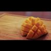 甲斐犬サン、マンゴーを食すの巻〜チョゥダィ一(o>∀<)つ一☆