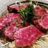 ARAIYA NEST 大満足な土日限定黒毛和牛赤身ステーキ丼 @鶴屋町